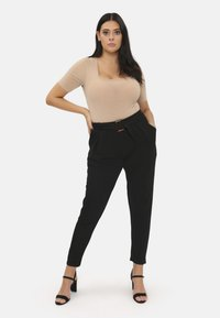 Pink Clove - Trousers - black - 1