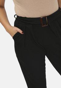 Pink Clove - Trousers - black - 3