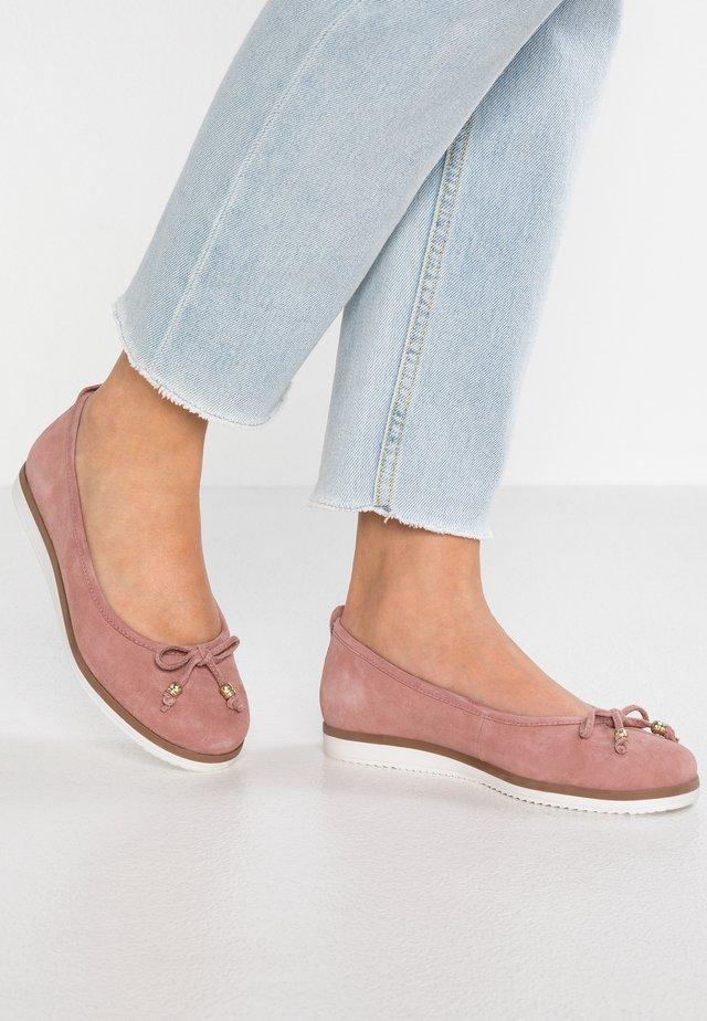 Ballerinasko - rosa