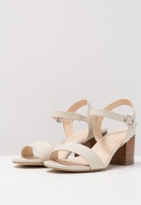 Pier One Wide Fit - Sandalias - offwhite - 4