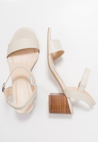 Pier One Wide Fit - Sandalias - offwhite - 3