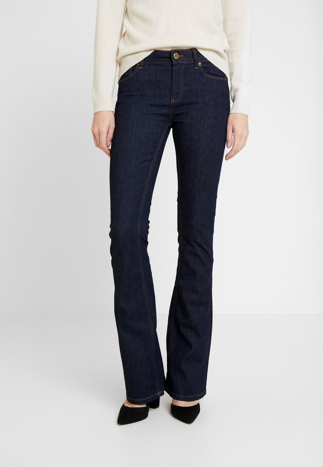 MARIJA WASH CLEAN WASHINGTON - Flared jeans - denim blue