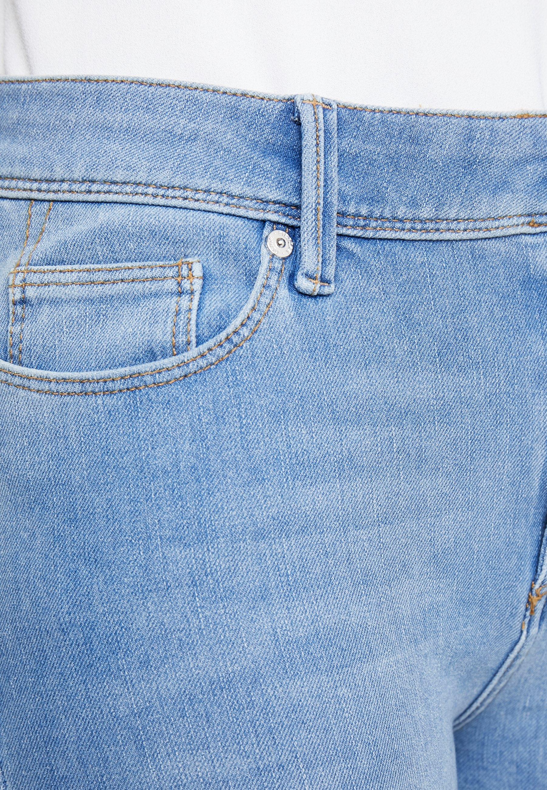 Pieszak POLINE ANKLE EXCLUSIVE - Jeansy Skinny Fit - denim blue
