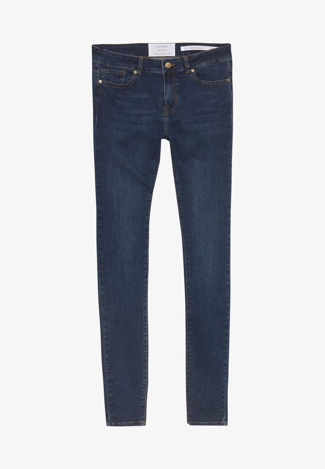 DIVA ST. JAMES - Jeansy Skinny Fit - denim blue