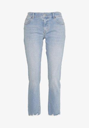 NORA REGULAR WASH PADDINGTON - Jeansy Skinny Fit - denim blue