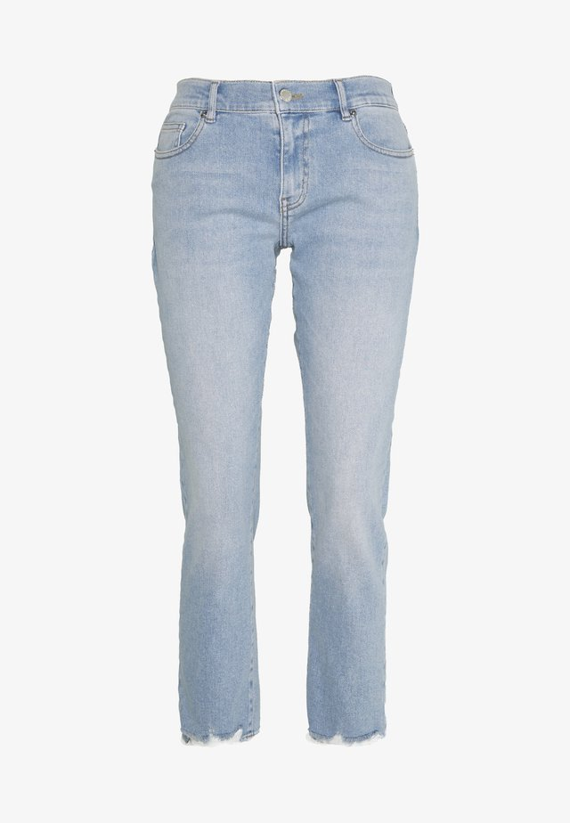 NORA REGULAR WASH PADDINGTON - Jeansy Skinny Fit - denim blue