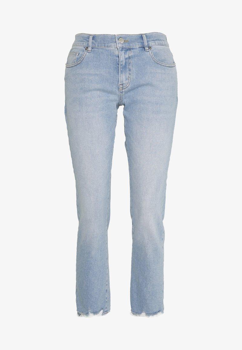 Pieszak - NORA REGULAR WASH PADDINGTON - Jeans Skinny Fit - denim blue