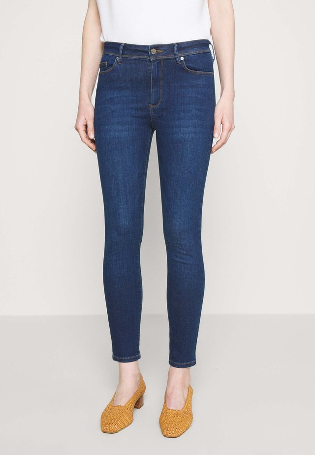 POLINE SWAN - Jeans Skinny Fit - denim blue