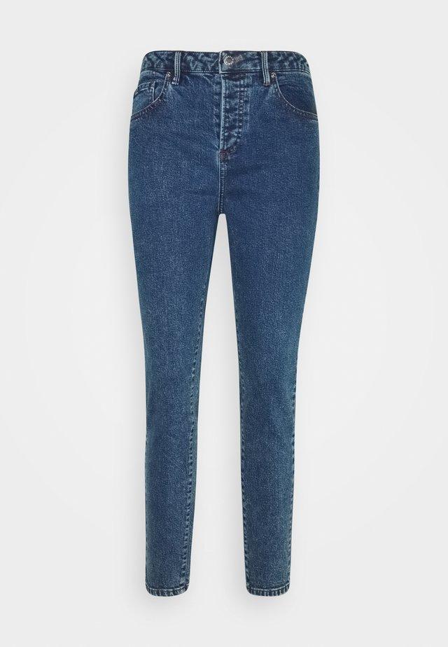 BRENDA MOM NOTTING HILL - Slim fit jeans - denim blue