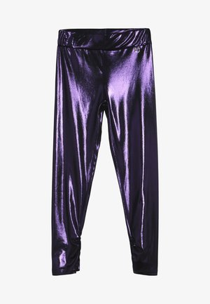 ASTROLOGO - Leggings - Trousers - purple