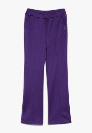 CASSIERE PANTALONE - Tracksuit bottoms - purple