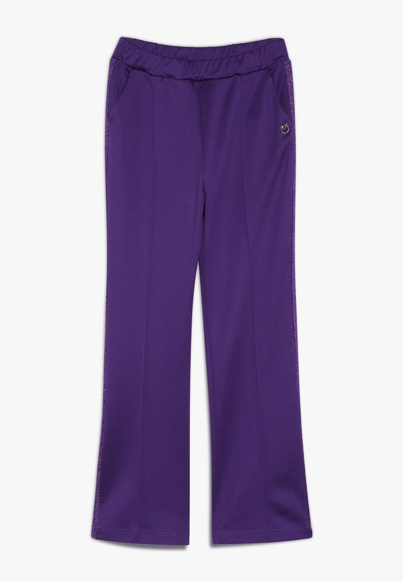 Pinko Up - CASSIERE PANTALONE - Tracksuit bottoms - purple