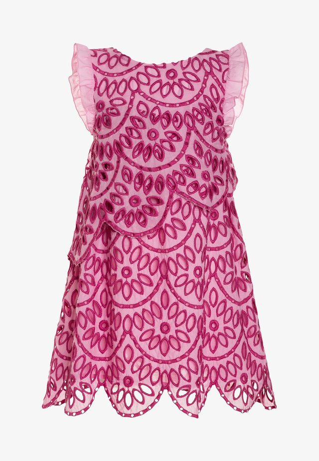 MARANO ABITO SANGALLO - Day dress - rosa/fuxia