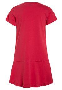 Pinko Up - OFANTO ABITO  - Jersey dress - rosa corallo/pepe - 1