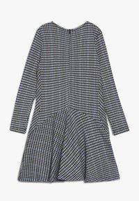 Pinko Up - IMPAGINATORE ABITO - Jumper dress - black/white - 1