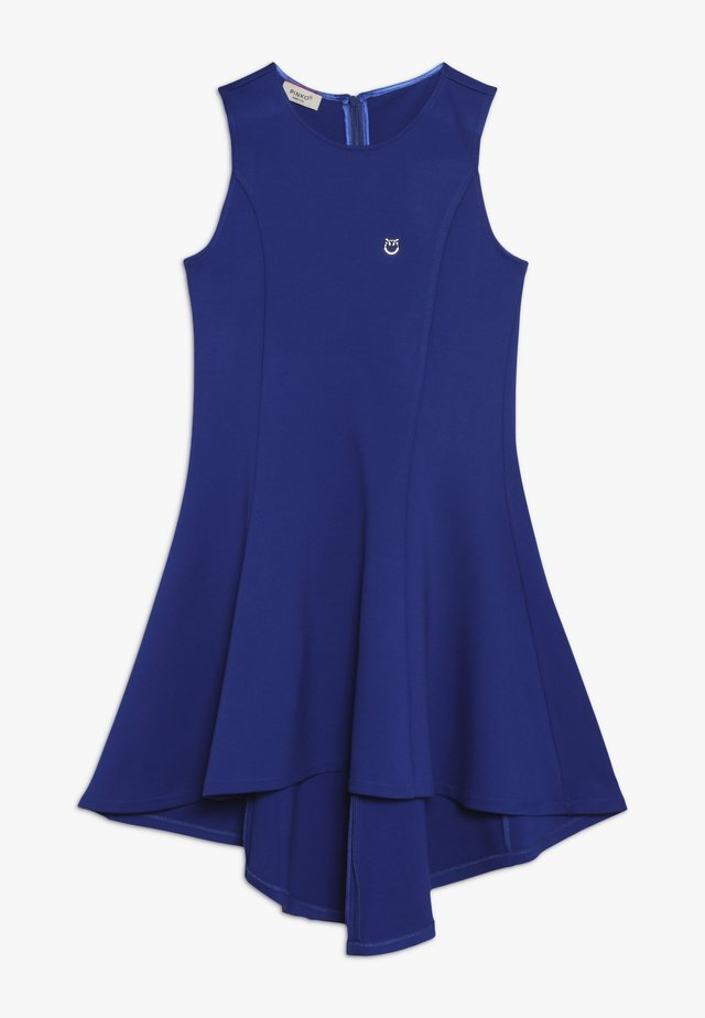 PSICOLOGO ABITO - Jersey dress - royal blue