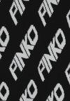 Pinko Up - PRIMARIO ABITO LOGO - Sukienka dzianinowa - black