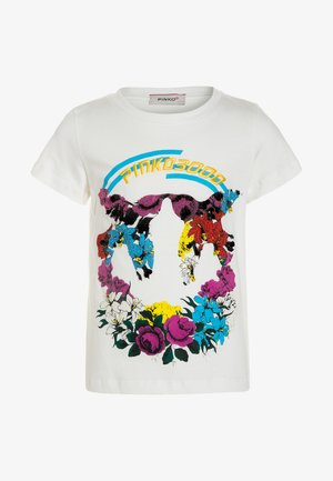 ORINOCO  - T-Shirt print - bianco