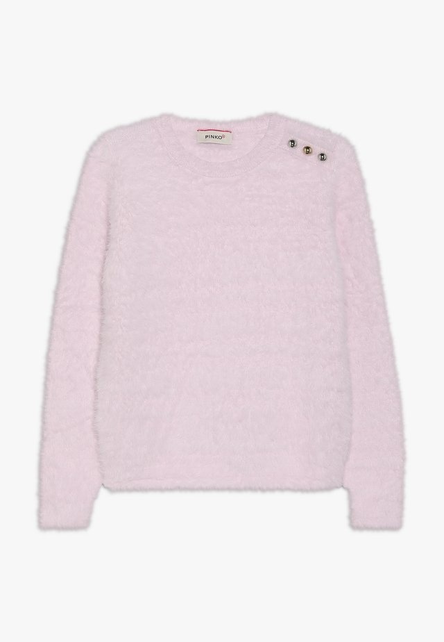 CORRIERE MAGLIA - Sweter - rose