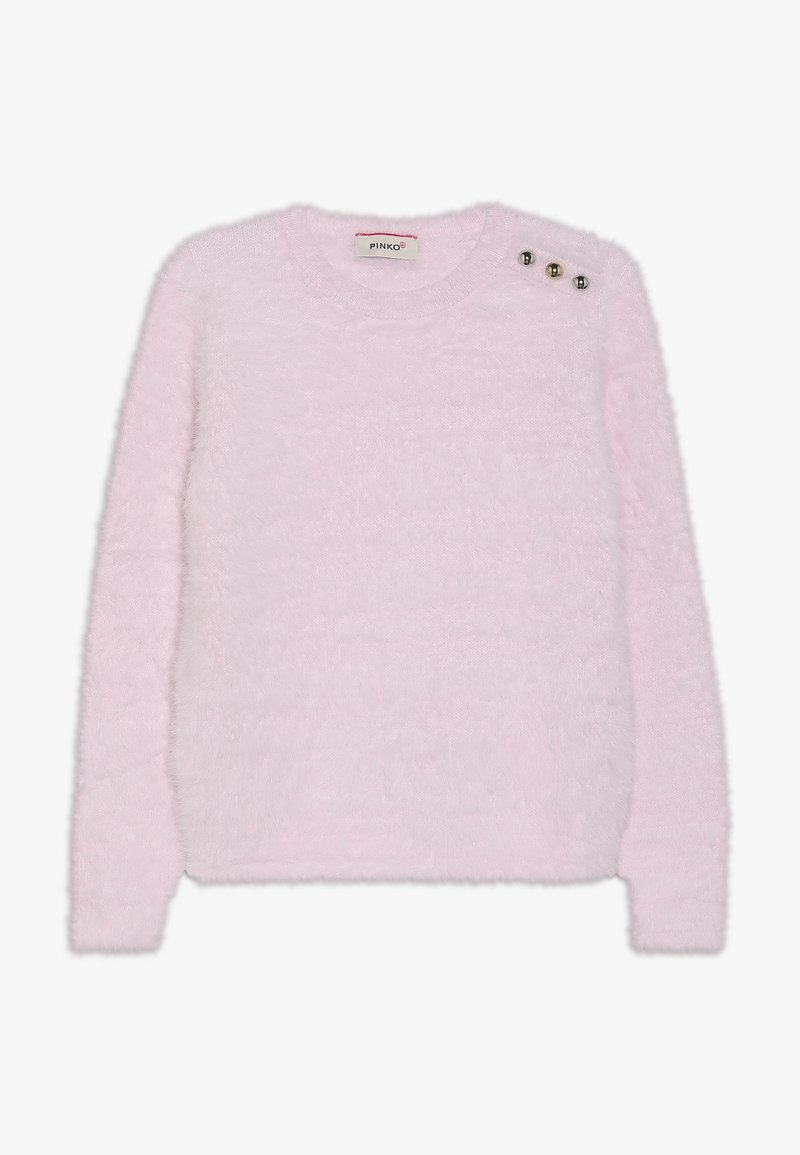 Pinko Up - CORRIERE MAGLIA - Pullover - rose