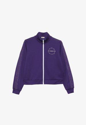 CHITARRISTA GIUBBINO - Cardigan - purple