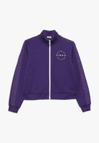 Pinko Up - CHITARRISTA GIUBBINO - Gilet - purple - 0