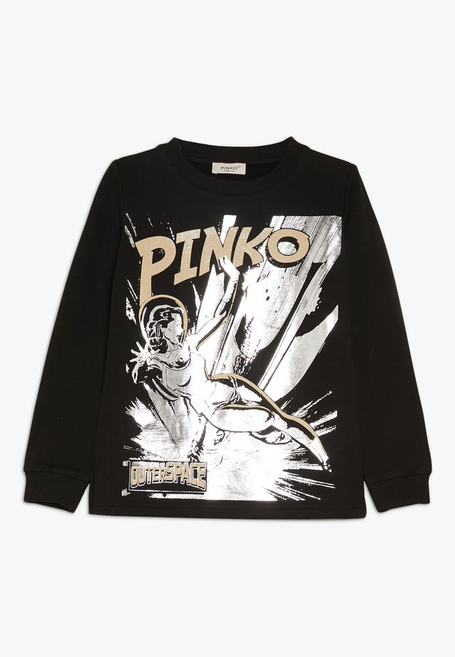 MINATORE MAGLIA FELPA - Sweatshirt - black