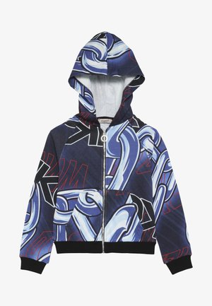 PALLAVOLISTA GIUBBINO ST. CATENE - Zip-up hoodie - blue