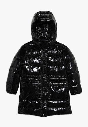 NEGOZIANTE GLOSSY - Abrigo de invierno - black