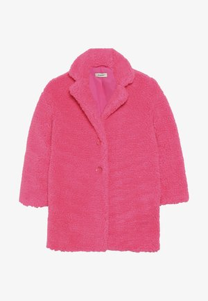 AEROGRAFISTA CAPPOTTO ORSETTO - Winter coat - pink