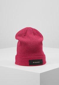 Pinko Up - NOVECENTO CUFFIA MISTO - Muts - pink - 1