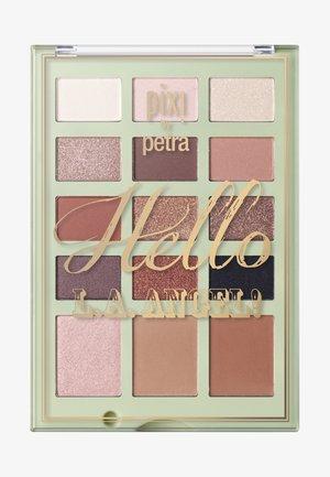 HELLO BEAUTIFUL FACE CASE 16.05G - Eyeshadow palette - hello la