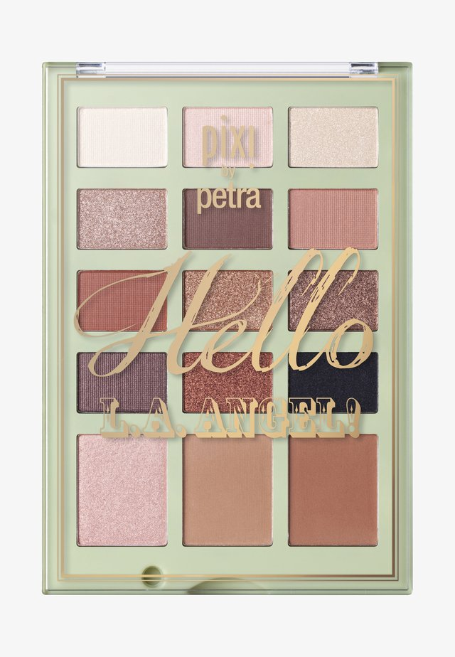 HELLO BEAUTIFUL FACE CASE 16.05G - Lidschattenpalette - hello la