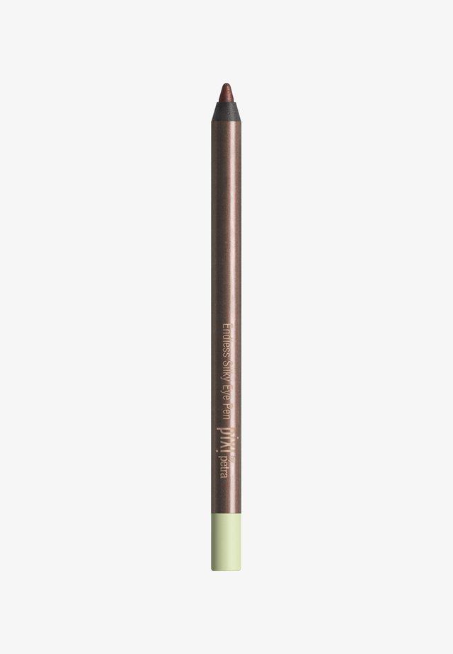 ENDLESS SILKY EYE PEN - Eyeliner - copperglow