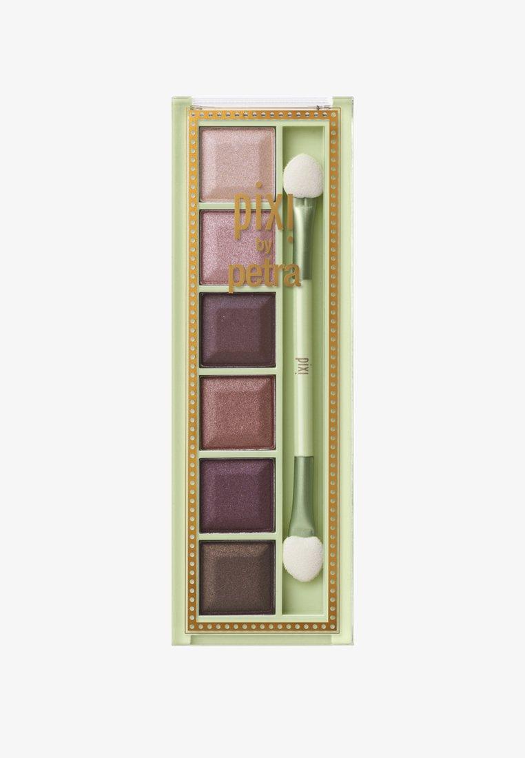Pixi - MESMERIZING MINERAL PALETTE - Eyeshadow palette - plum quartz