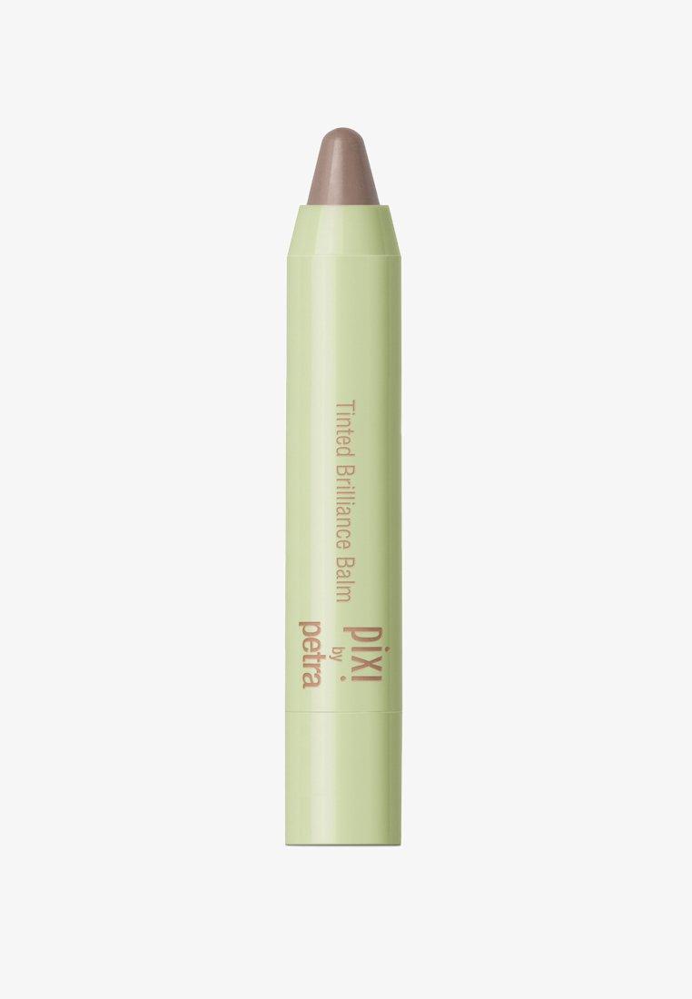 Pixi - TINTED BRILLIANCE BALM - Lip balm - nearly naked