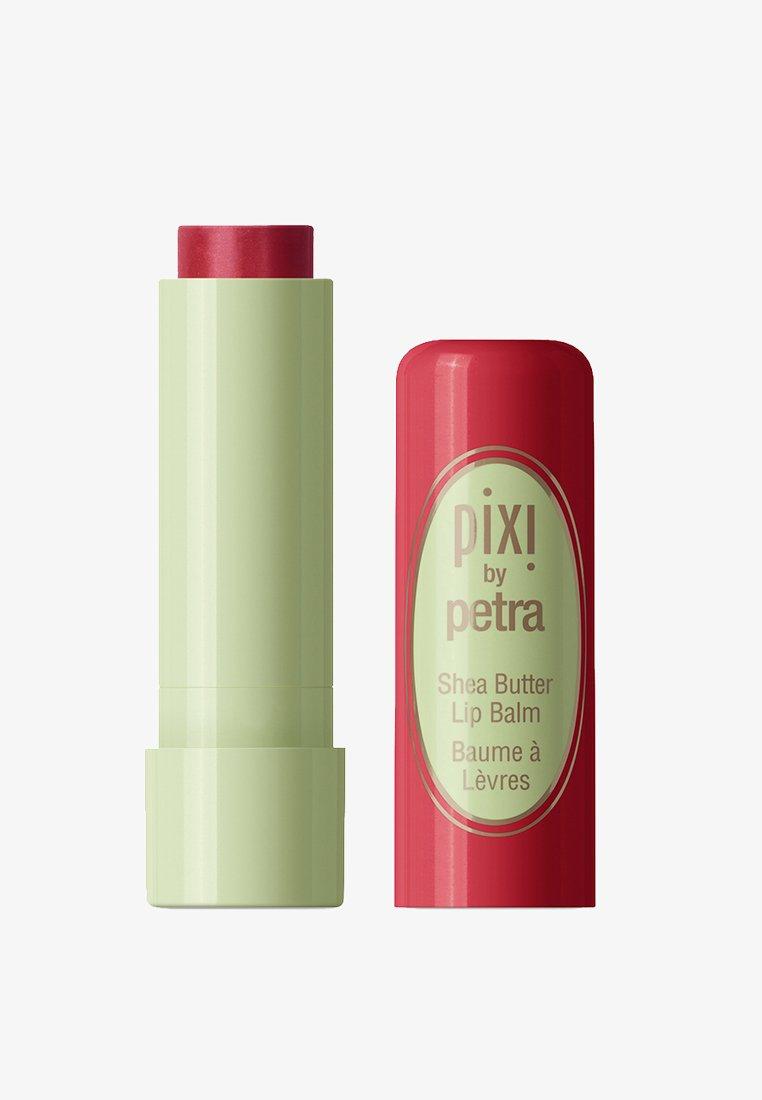 Pixi - SHEA BUTTER LIP BALM - Lip balm - scarlet sorbet