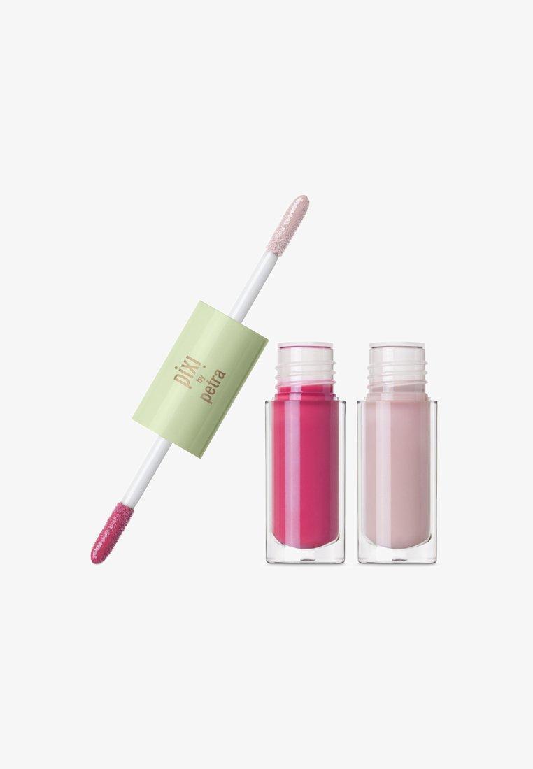 Pixi - GELTINT & SILKGLOSS - Lip gloss - pinktint & prettygloss