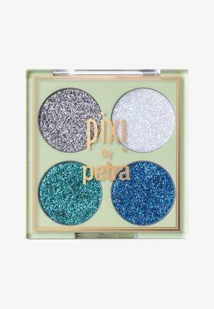 GLITTER-Y EYE QUAD 4G - Eyeshadow palette - bluepearl
