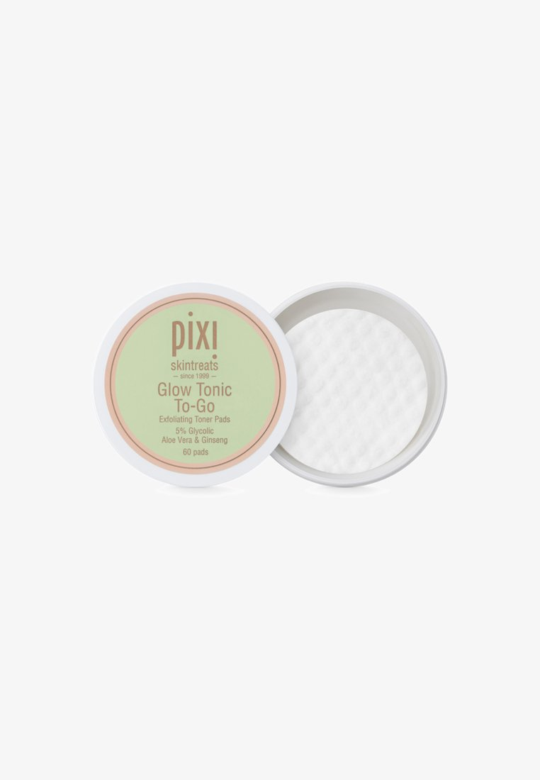 Pixi - GLOW TONIC TO-GO PADS, 60 PACK - Gezichtsreiniger - pads