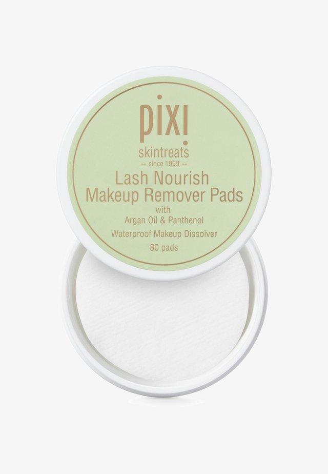 LASH NOURISH MAKEUP REMOVER PADS X 80 - Make-up remover - pads