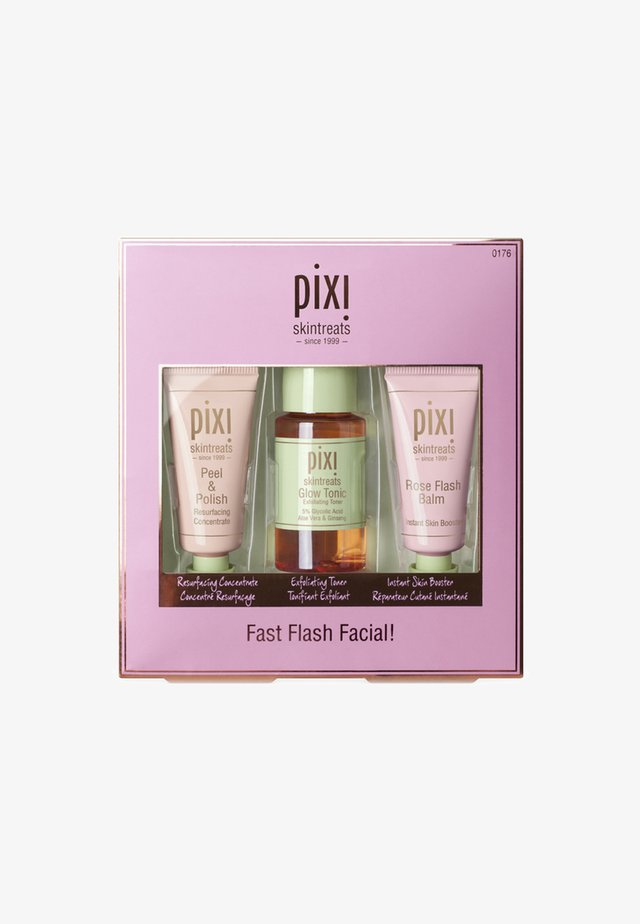 FAST FLASH FACIAL! KIT - Huidverzorgingsset - facial