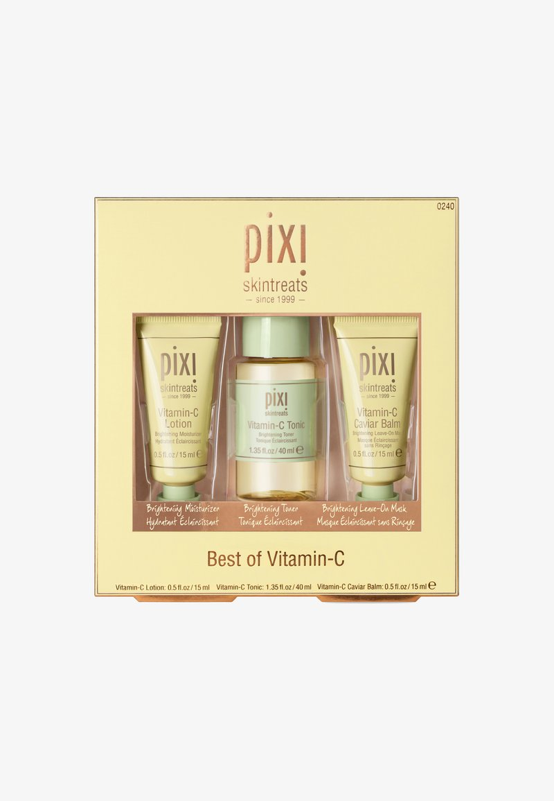 Pixi - BEST OF VITAMIN C 15MLX40MLX15ML - Ansiktsvårdsset - -