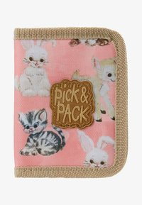 pick & PACK - CUTE ANIMALS - Peněženka - rose - 1