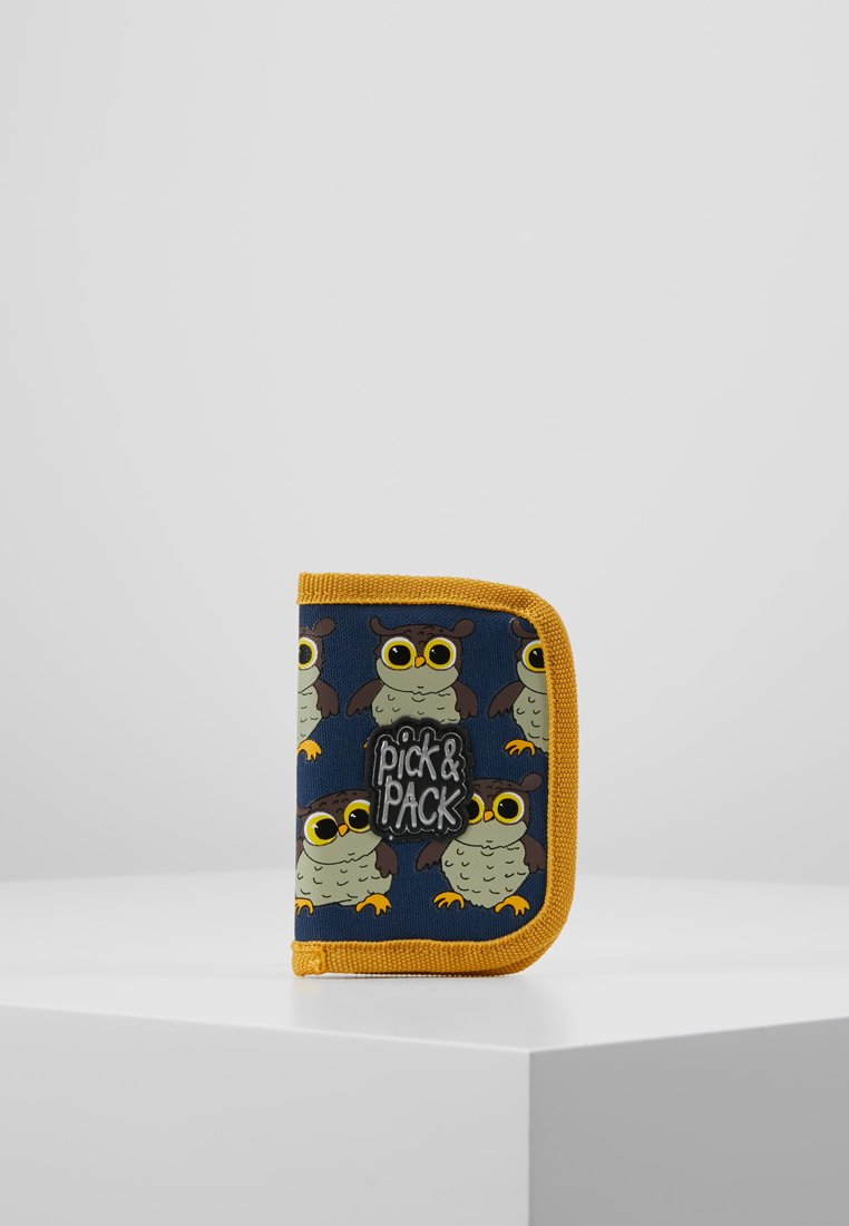 pick & PACK - OWL - Lommebok - darkblue