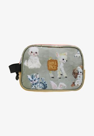 CUTE ANIMALS - Handtasche - green