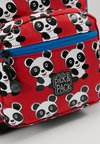 pick & PACK - PANDA - Ryggsäck - red