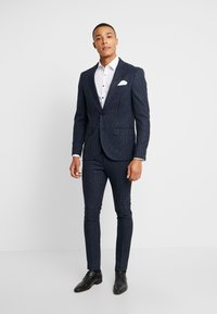 Piazza Italia - PANTALONE - Suit trousers - blue - 1