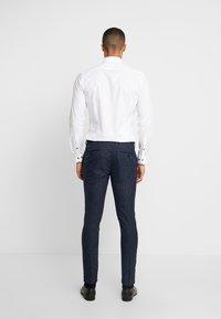 Piazza Italia - PANTALONE - Suit trousers - blue - 2