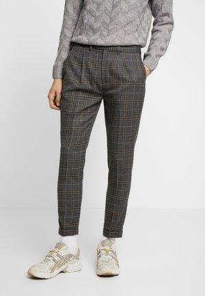 PANTALONE - Spodnie materiałowe - grigio
